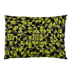 Modern Abstract Interlace Pillow Case by dflcprints