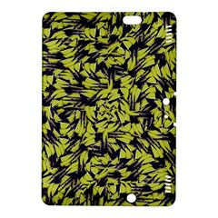 Modern Abstract Interlace Kindle Fire Hdx 8 9  Hardshell Case by dflcprints