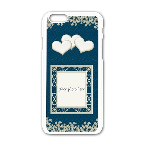 Iphone 6 Cover 11 By Kdesigns   Apple Iphone 6/6s White Enamel Case   Nlmn93qcz0r1   Www Artscow Com Front