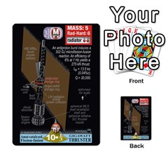 High Frontier I By Carles Ryhr   Multi Purpose Cards (rectangle)   4nrv52k496yu   Www Artscow Com Front 51