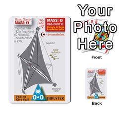 High Frontier I By Carles Ryhr   Multi Purpose Cards (rectangle)   4nrv52k496yu   Www Artscow Com Front 22
