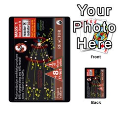 High Frontier I By Carles Ryhr   Multi Purpose Cards (rectangle)   4nrv52k496yu   Www Artscow Com Back 27