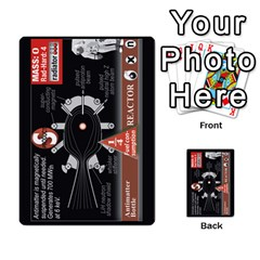 High Frontier I By Carles Ryhr   Multi Purpose Cards (rectangle)   4nrv52k496yu   Www Artscow Com Back 30
