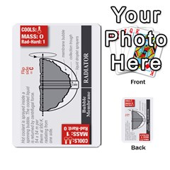 High Frontier I By Carles Ryhr   Multi Purpose Cards (rectangle)   4nrv52k496yu   Www Artscow Com Front 33