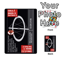 High Frontier I By Carles Ryhr   Multi Purpose Cards (rectangle)   4nrv52k496yu   Www Artscow Com Back 33