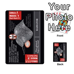 High Frontier I By Carles Ryhr   Multi Purpose Cards (rectangle)   4nrv52k496yu   Www Artscow Com Back 36
