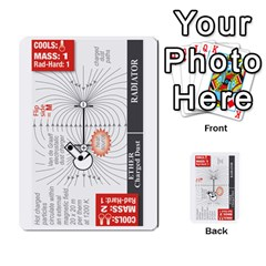High Frontier I By Carles Ryhr   Multi Purpose Cards (rectangle)   4nrv52k496yu   Www Artscow Com Front 38