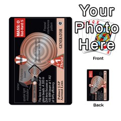 High Frontier I By Carles Ryhr   Multi Purpose Cards (rectangle)   4nrv52k496yu   Www Artscow Com Back 45