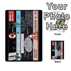 High Frontier I By Carles Ryhr   Multi Purpose Cards (rectangle)   4nrv52k496yu   Www Artscow Com Back 48