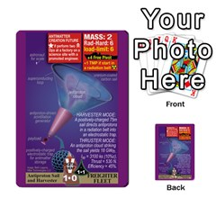 High Frontier I By Carles Ryhr   Multi Purpose Cards (rectangle)   4nrv52k496yu   Www Artscow Com Back 50