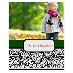 Xmas By May   Drawstring Pouch (xl)   25wno9mu895y   Www Artscow Com Back
