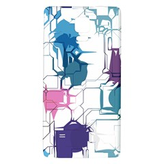 Cracked Wall                                 			samsung Note 4 Hardshell Back Case by LalyLauraFLM