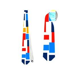 Colorful Shapes                                  Necktie