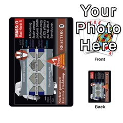 High Frontier Iii By Carles Ryhr   Multi Purpose Cards (rectangle)   L8gl24zsx83b   Www Artscow Com Back 7