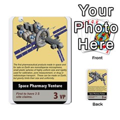 High Frontier Iii By Carles Ryhr   Multi Purpose Cards (rectangle)   L8gl24zsx83b   Www Artscow Com Front 9