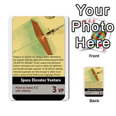 High Frontier Iii By Carles Ryhr   Multi Purpose Cards (rectangle)   L8gl24zsx83b   Www Artscow Com Front 10