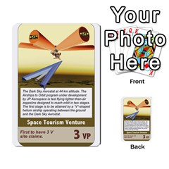 High Frontier Iii By Carles Ryhr   Multi Purpose Cards (rectangle)   L8gl24zsx83b   Www Artscow Com Front 11