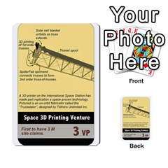High Frontier Iii By Carles Ryhr   Multi Purpose Cards (rectangle)   L8gl24zsx83b   Www Artscow Com Front 12