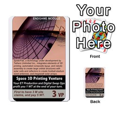 High Frontier Iii By Carles Ryhr   Multi Purpose Cards (rectangle)   L8gl24zsx83b   Www Artscow Com Back 12