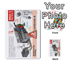 High Frontier Iii By Carles Ryhr   Multi Purpose Cards (rectangle)   L8gl24zsx83b   Www Artscow Com Front 4