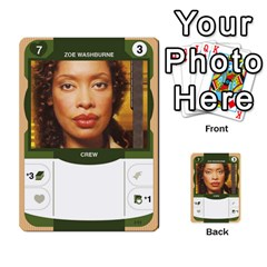 Tantofirefly One By Catherine Pfeifer   Multi Purpose Cards (rectangle)   1vxn4zhr1jj5   Www Artscow Com Front 54