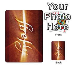 Tantofirefly One By Catherine Pfeifer   Multi Purpose Cards (rectangle)   1vxn4zhr1jj5   Www Artscow Com Back 4