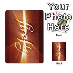 Tantofirefly One By Catherine Pfeifer   Multi Purpose Cards (rectangle)   1vxn4zhr1jj5   Www Artscow Com Back 47