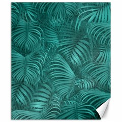 Tropical Hawaiian Pattern Canvas 20  X 24   by dflcprints