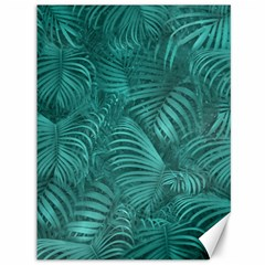 Tropical Hawaiian Pattern Canvas 36  X 48   by dflcprints