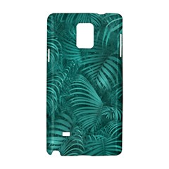 Tropical Hawaiian Pattern Samsung Galaxy Note 4 Hardshell Case by dflcprints
