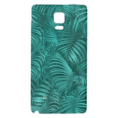 Tropical Hawaiian Pattern Galaxy Note 4 Back Case by dflcprints