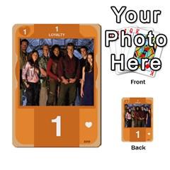 Tantofirefly Six By Catherine Pfeifer   Multi Purpose Cards (rectangle)   S4wrfepsr0z2   Www Artscow Com Front 21