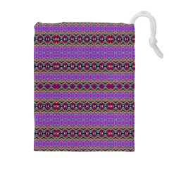 Dance Hall Drawstring Pouches (extra Large) by MRTACPANS