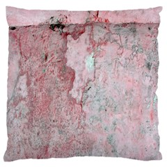 Coral Pink Abstract Background Texture Standard Flano Cushion Case (two Sides) by CrypticFragmentsDesign