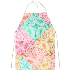 A Rose Is A Rose Full Print Aprons by hennigdesign