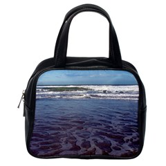 Ocean Surf Beach Waves Classic Handbags (one Side)