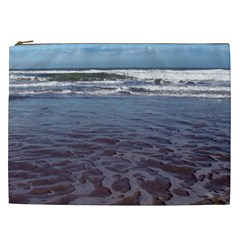 Ocean Surf Beach Waves Cosmetic Bag (xxl)
