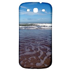 Ocean Surf Beach Waves Samsung Galaxy S3 S Iii Classic Hardshell Back Case