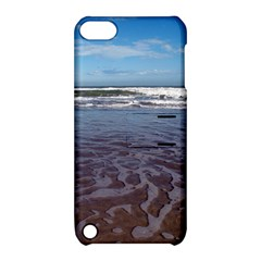 Ocean Surf Beach Waves Apple Ipod Touch 5 Hardshell Case With Stand