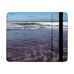 Ocean Surf Beach Waves Samsung Galaxy Tab Pro 8.4  Flip Case by CrypticFragmentsColors