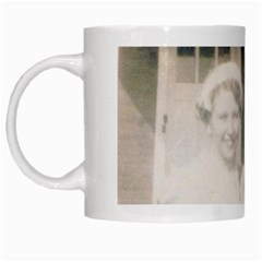 60th Anniversary By Claudia   White Mug   Vegoa4v4etws   Www Artscow Com Left