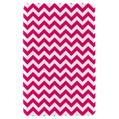 Hot Pink & White Zigzag Pattern Kindle Fire (1st Gen) Hardshell Case by Zandiepants