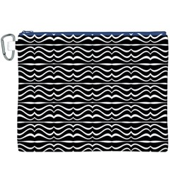 Low Angle View Of Cerro Santa Ana In Guayaquil Ecuador Canvas Cosmetic Bag (xxxl)  by dflcprints