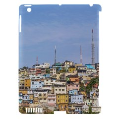 Cerro Santa Ana Guayaquil Ecuador Apple Ipad 3/4 Hardshell Case (compatible With Smart Cover) by dflcprints