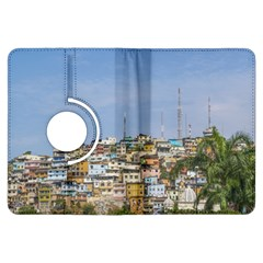 Cerro Santa Ana Guayaquil Ecuador Kindle Fire Hdx Flip 360 Case by dflcprints