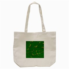 Thorny Abstract,green Tote Bag (cream) by MoreColorsinLife