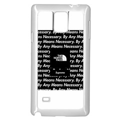 Image Samsung Galaxy Note 4 Case (White) by Benrc
