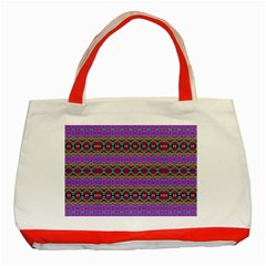 Armour Classic Tote Bag (red) by MRTACPANS