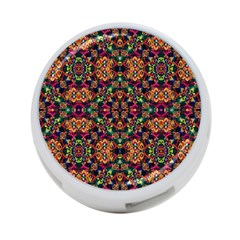 Luxury Boho Baroque 4 Port Usb Hub (one Side) by dflcprints