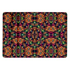 Luxury Boho Baroque Samsung Galaxy Tab 10 1  P7500 Flip Case by dflcprints